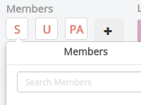 [Image: Manage member easily]