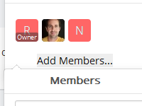 [Image: Member Icon]