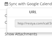 [Image: Sync with Google calender]